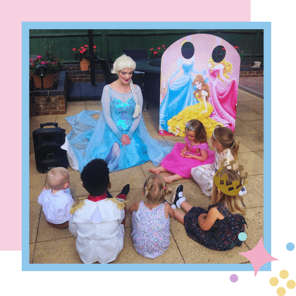 The Packages | Princess Parties | Imaginacts Entertainment