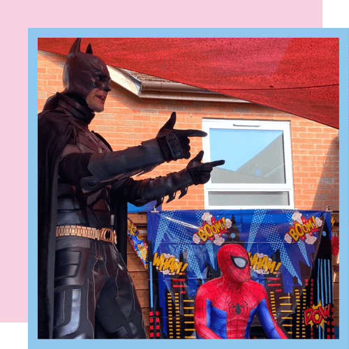 Bat Hero | Superhero | Imaginacts Entertainment