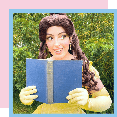 Enchanted Rose Princess - Imaginacts Entertainment