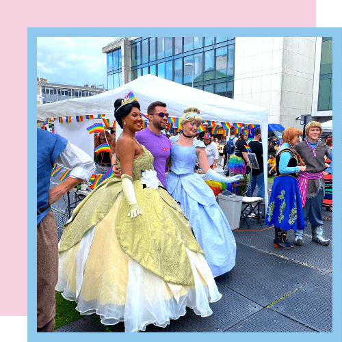 Evening Star Princess | Fairytale Character | Imaginacts Entertainment