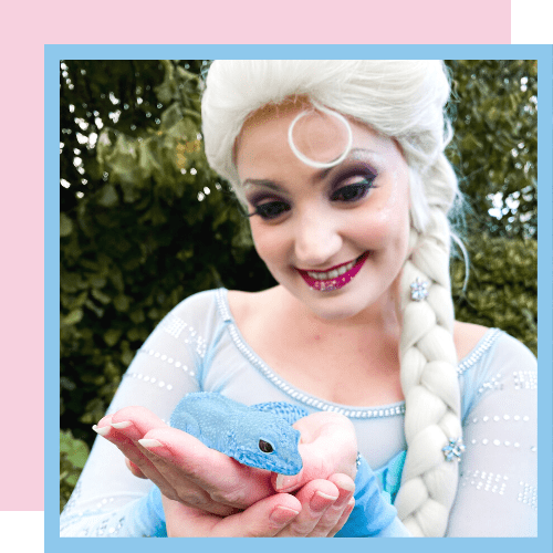 Ice Queen | Fairytale Character | Imaginacts Entertainment
