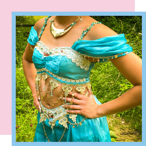 Magic Carpet Princess | Fairytale Character | Imaginacts Entertainment