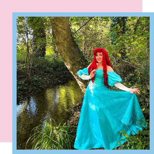 Mermaid Princess - Imaginacts Entertainment