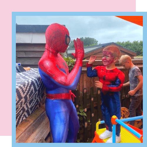 Spider Hero | Superhero | Imaginacts Entertainment