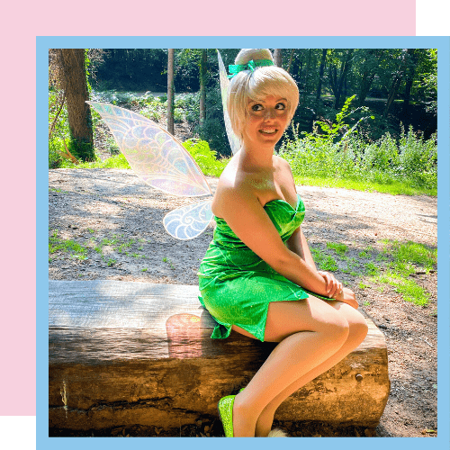 Tinker Fairy   Fairytale Character   Imaginacts Entertainment